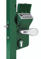 Mechanical Code Lock