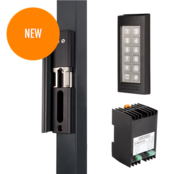 NEW!! Locinox Electronic Keep With Keypad and Power Supply